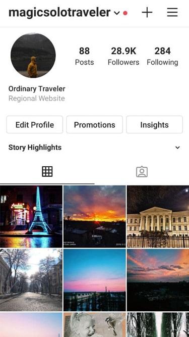 29k Travel Account 3