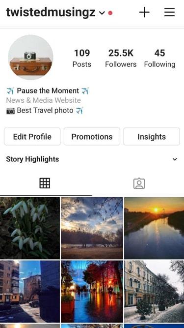 26k Travel Account 2