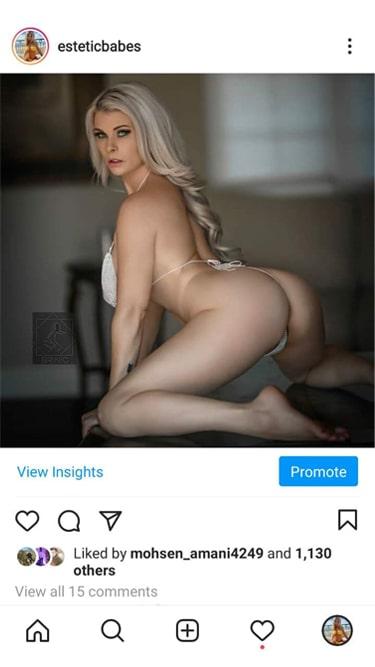59k Female Models Account 1