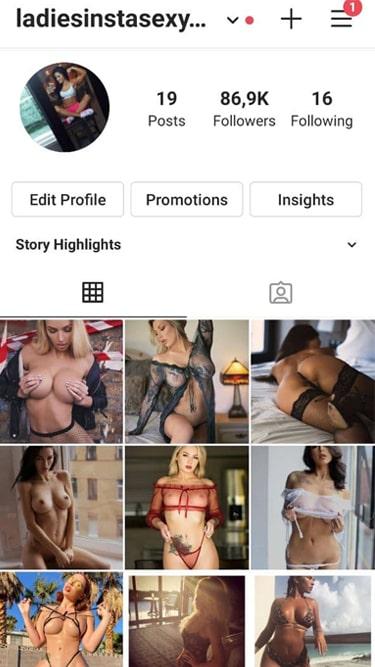 87k Models Account 3