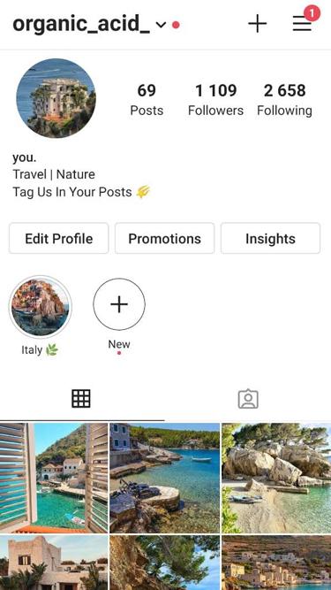 1k Travel Account 2