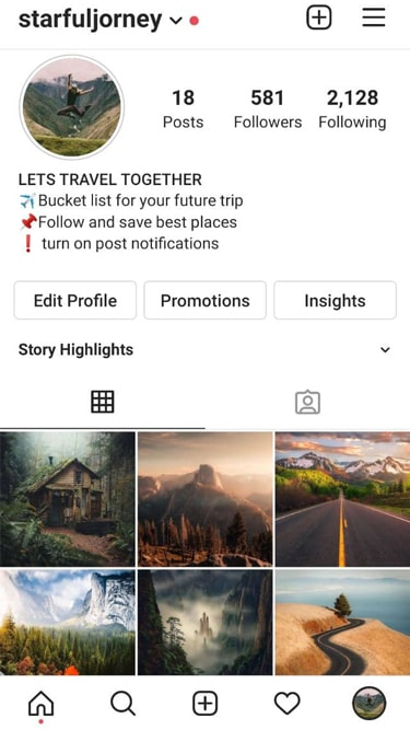 0.6k Travel Account 1