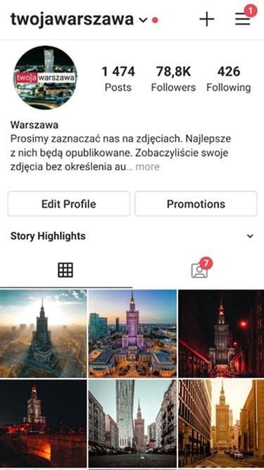 79k Travel Account Warszawa 3