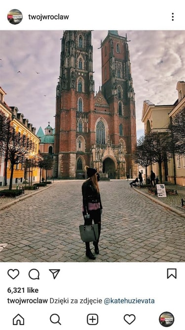 60k Travel Account Wroclaw 3