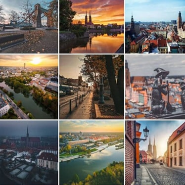 60k Travel Account Wroclaw